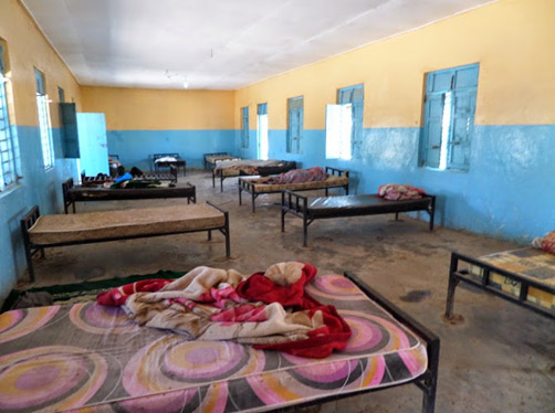 The condition of Hargeisa Mental Health Ward